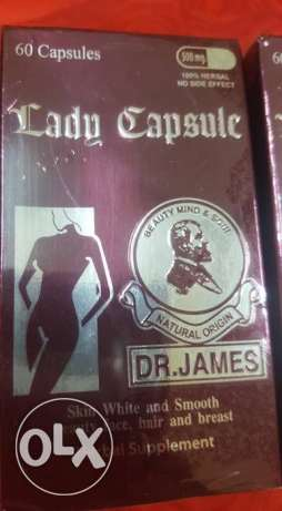 dr james anti aging lady capsule- OFFER