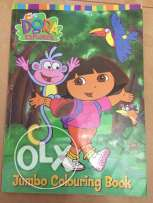 Dora drawing book for kids