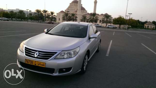 Renault Safrane 2012 full agency service expat use mint condition مسقط -  1