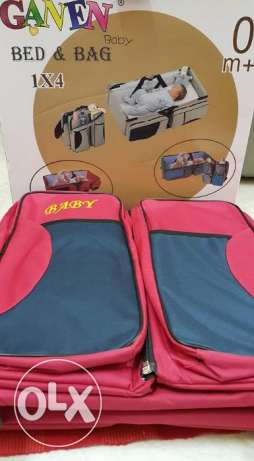 neonates travel bed and bag-2 in 1 مسقط -  3