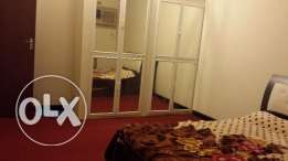 Furnished room for short period rentals at Qurm behind Mars