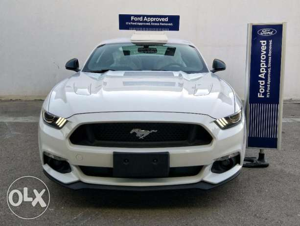 Brand New Ford Mustang GT Manual 2015 For Sale
