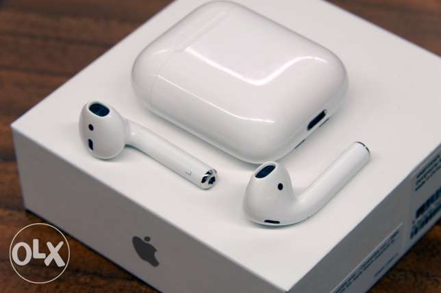 I Phone AirPods sealed