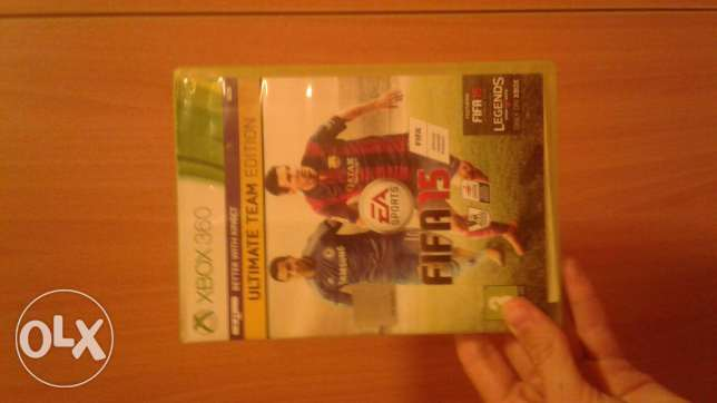Fifa 15 (ultimate team edition