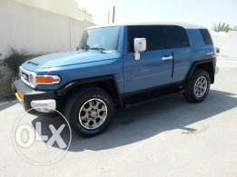 FJ Xtreme 2012 Full Option