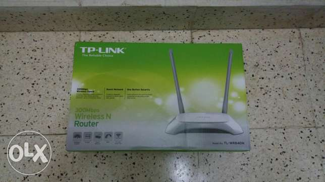 TP- Link 300Mbps Wireless N Router