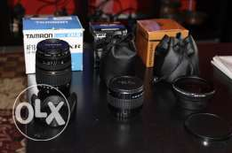 Camera Lenses for Sale - As good as new