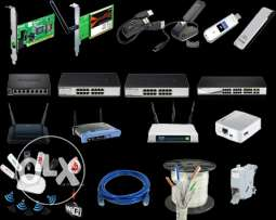 Telephone & Networking Materials Wholesale supply.