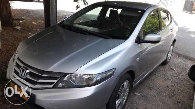 Honda city vehicle for sale lady driven