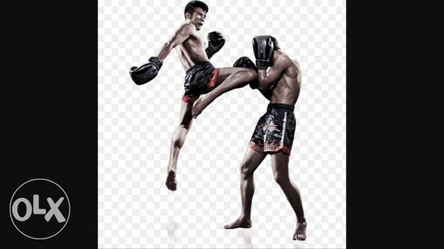 kickboxing trainer مسقط -  1