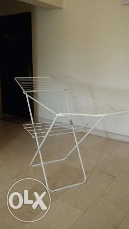 Cloth drying stand for urgent sale