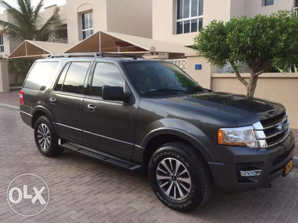 Expat Family 2016 Ford Expedition XLT