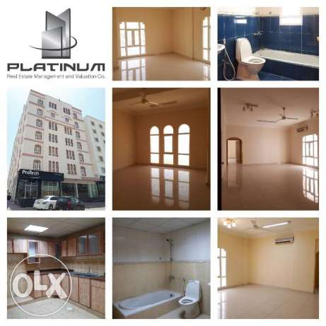 2BHK Apartment NEW FOR RENT in Al Khuwair 42 in Protech Bldg. pp49
