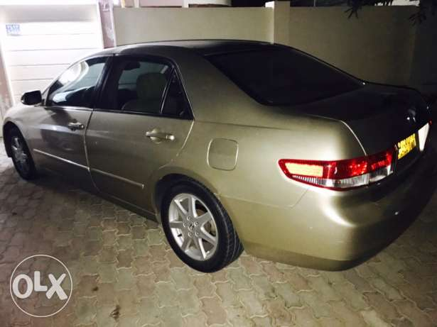 honda accord in good condition صحار -  1