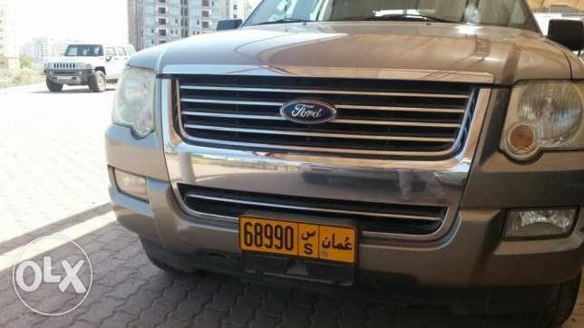 Ford explorer for sale Perfect condition الغبرة الشمالية -  1