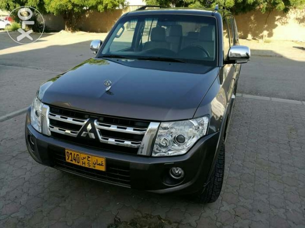 Pajero 2013. Perfectly Maintained. Fulluy Loaded. مسقط -  1