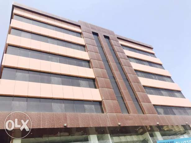 (DEUXE)Large New Commercial Office Space For in Mouj Street,Nr Airport