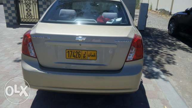 Chevrolet car 2009 model for sale