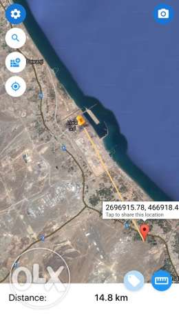 industrial land in Sohar aloohi5