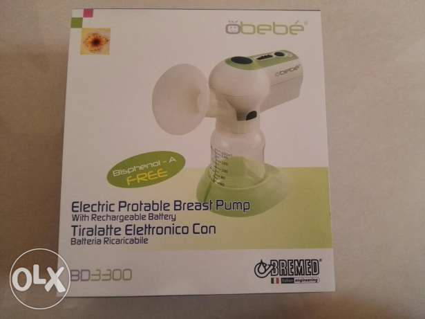 Breast pump - Electric portable