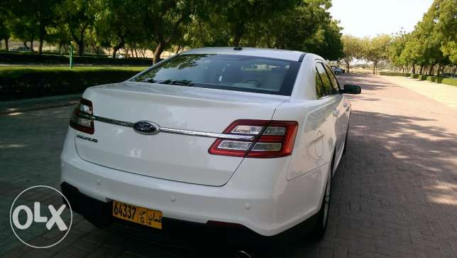 92 RO monthly installment 0 downpayment Ford Taurus 2013 low mileage مسقط -  4