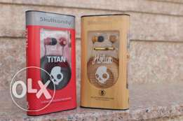 Skull Candy | TITAN and HOLUA | Original and New