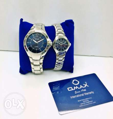 Omax watches السيب -  4