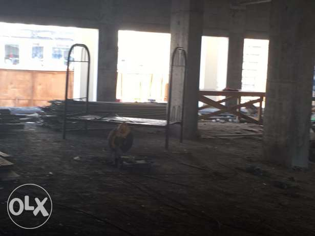 commercial grounf floor + basemant for rent in boshar al maha street بوشر -  5