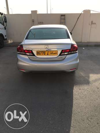 Honda Civic 2013 for sale expat driven and maintained