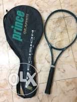 Prince Tennis Racket with case