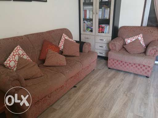 3+1+1 Sofa set in Ruwi