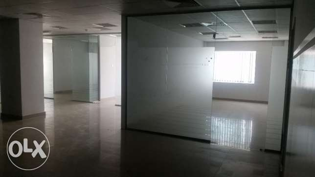 Open Office space for rent in Ghala