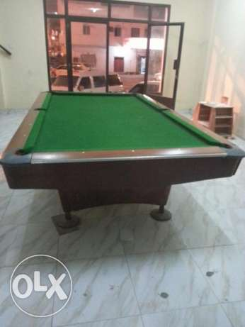 Marble Billiard In a mint Condition
