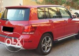 Benz GLK-Class in in excellent condition