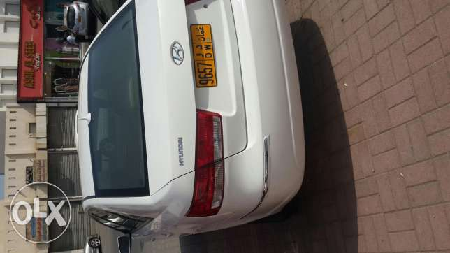 Hyundai Sunata very good condition 2010 السيب -  4