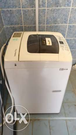 Lg 7.5kg fully automatic washing machine