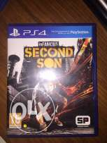 Video games & consol… second son