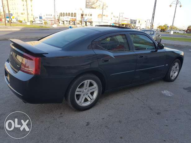 Dodge charger model 2007 full option