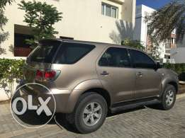 Toyota Fortuner 2008 Lady Expat Driven For Sale in Muscat Oman
