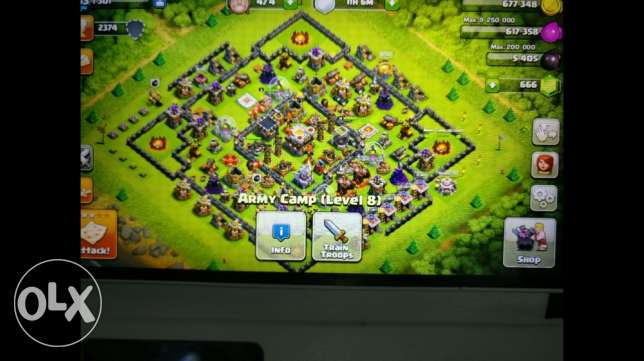 clash of clan sale urgent level 133