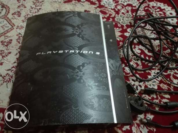 PlayStation 3 for sale only 50 السيب -  3