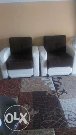 Sofa come bed for sale مسقط -  1