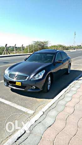 Infiniti G37 2011 GCC low milage مسقط -  2