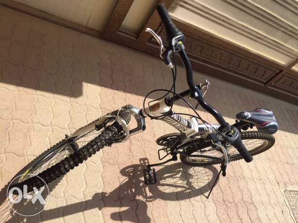 bicycle in good condition , six gear مسقط -  1