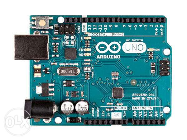 Arduino Based Projects