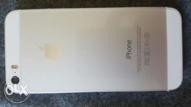 iphone 5S 32GB with Clear Coat مسقط -  4