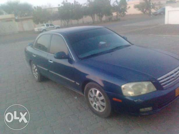 Kia optima 2002 for sale البريمي -  2