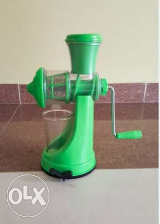 Excellent Condition Manual Juicer