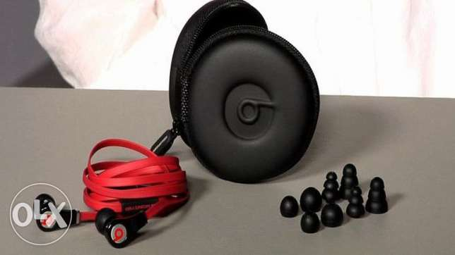 Beats Tour In-Ear Headphones