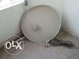 Satelitte Dish Tv Antenna Only available - Urgent Sale